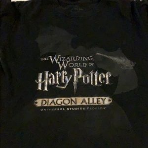 Universal Studios Harry Potter SZ SM t-shirt